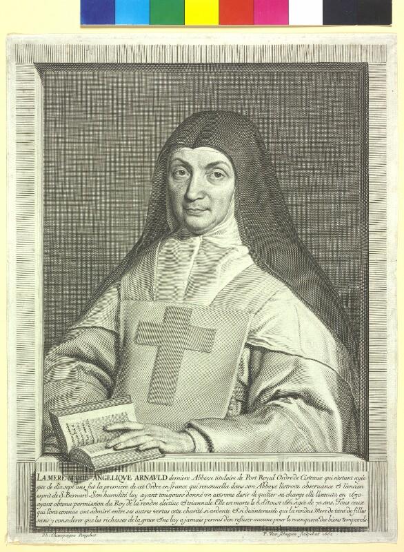 Arnauld, Marie Angelique