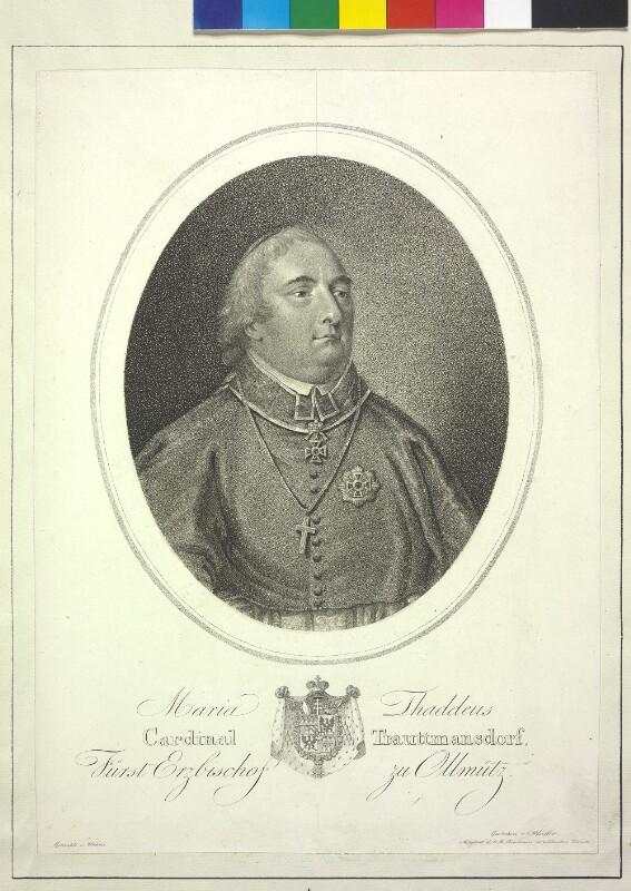 Trauttmansdorff-Weinsberg, Thaddäus Graf