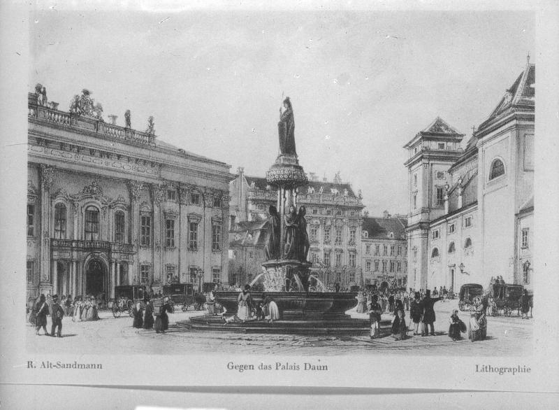 Wien 1, Freyung