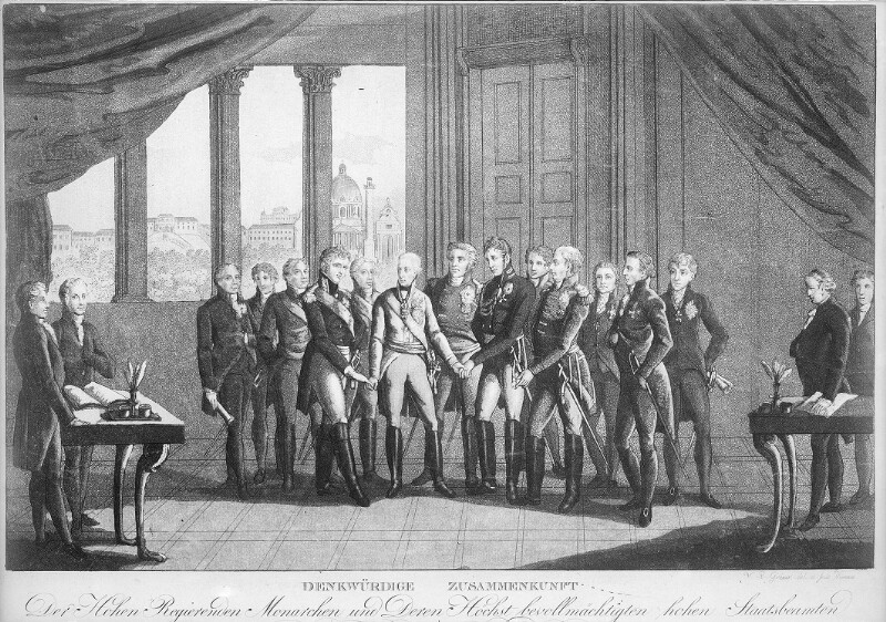 Wiener Kongress 1814