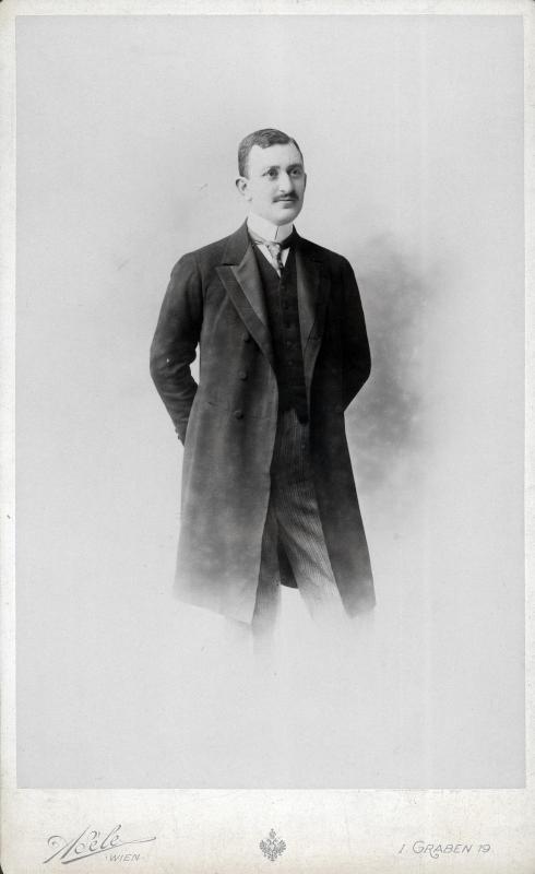 Ypsilanti, Emanuel Fürst