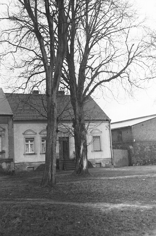 Wohnhaus bei Breydin