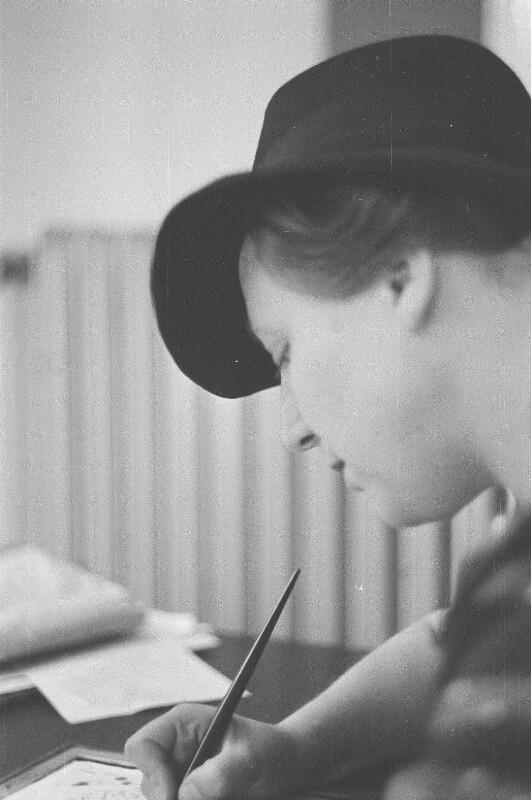 Marianne Steber, 1902-1968