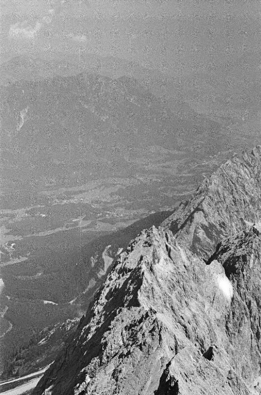 Panorama um Garmisch