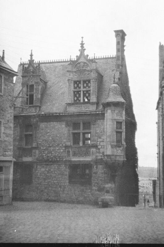Mittelalterliches Gebäude