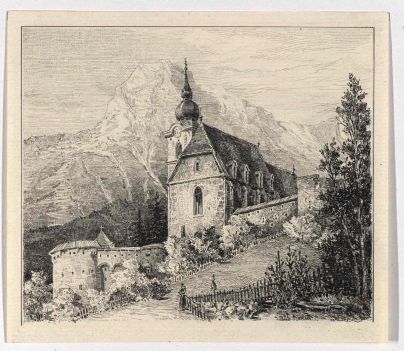 Kirchenkastell zu Eisenerz