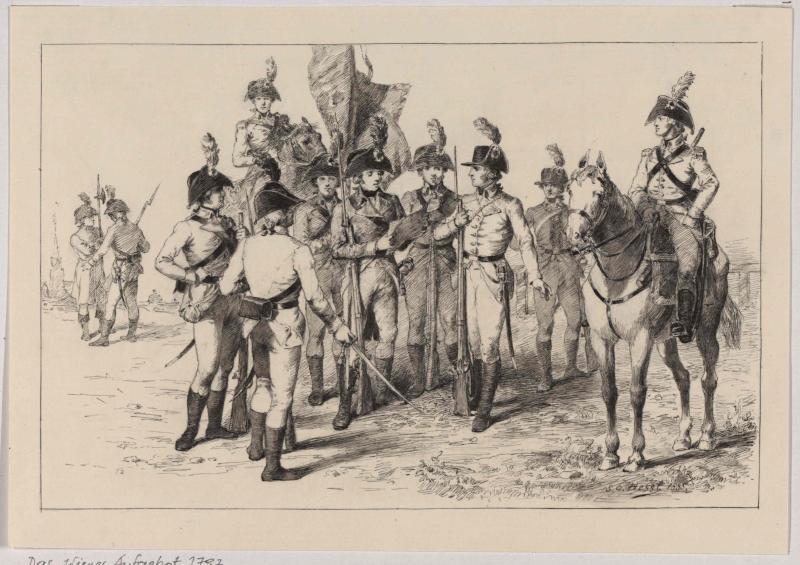 Das Wiener Aufgebot 1797