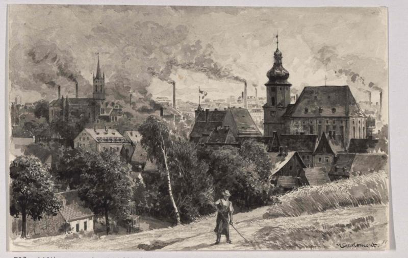 Die Industriestadt Asch (Aš)