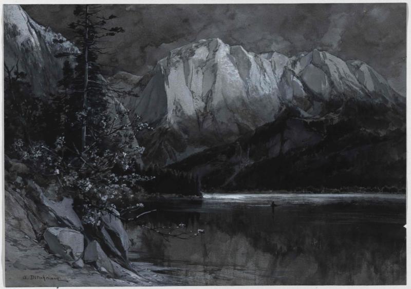 Altaussee - See und Trisselwand