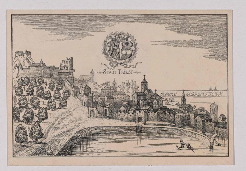 Triest im 17. Jahrhundert