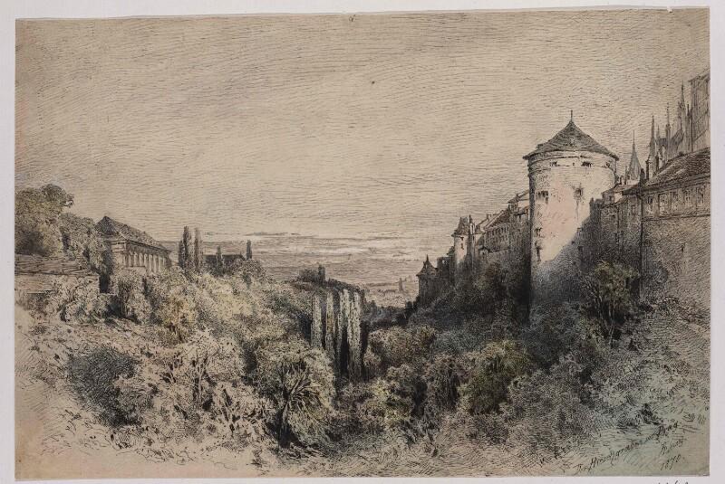 Der Hirschgraben in Prag