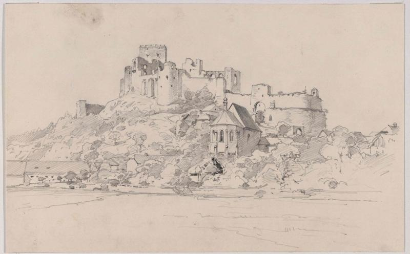 Ruine Raby (Rabí)