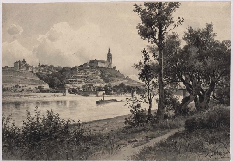 Melnik an der Elbe