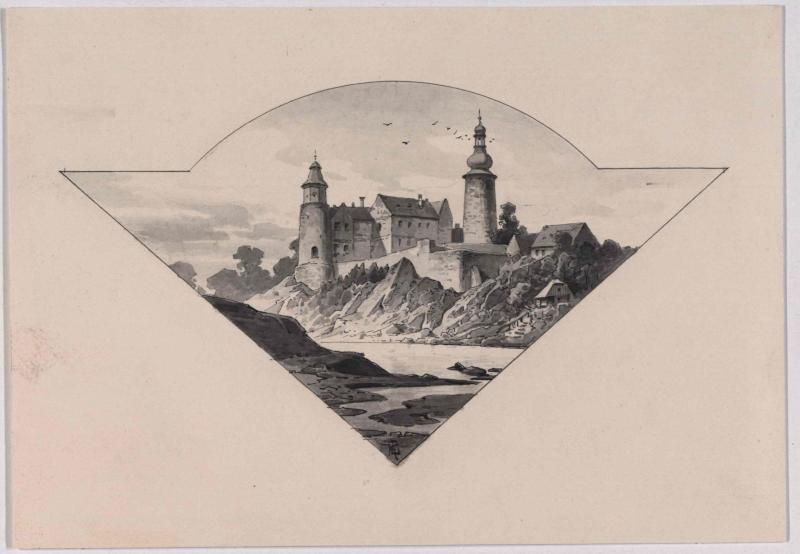 Schloss Žirovnice bei Neuhaus