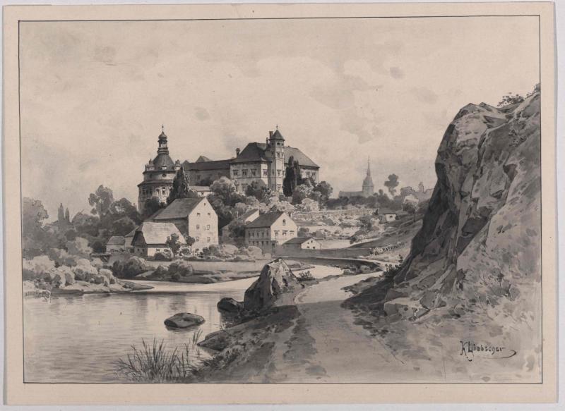 Schloß Neuhaus (Jindřichův Hradec)