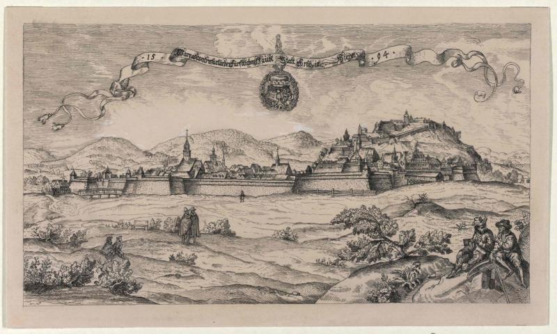 Graz im Jahr 1594