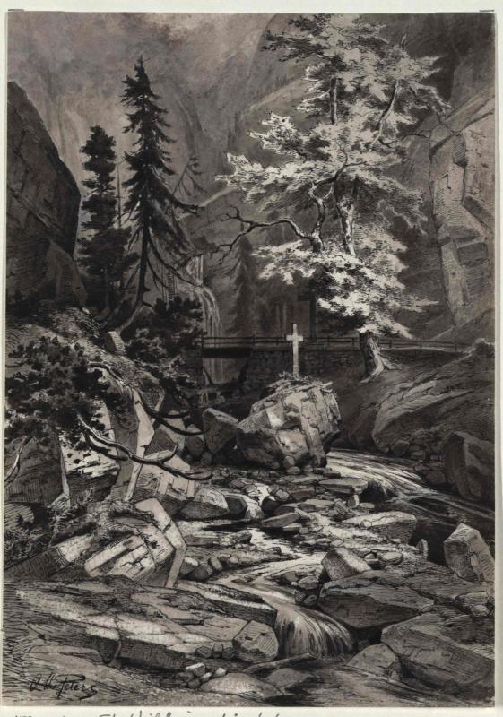 Das 'Tote Weib' im Mürztal