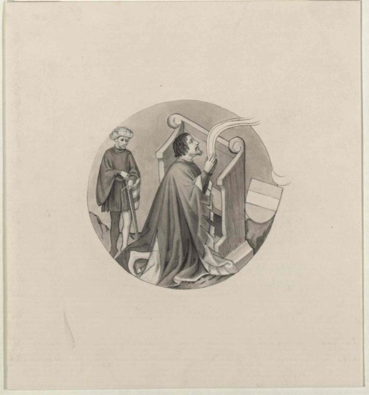 Herzog Wilhelm der Freundliche oder Höfliche