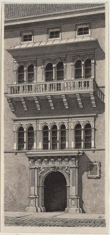 Portal des Landhauses in Graz