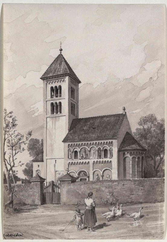 Dorfkirche in St. Jakob bei Kuttenberg