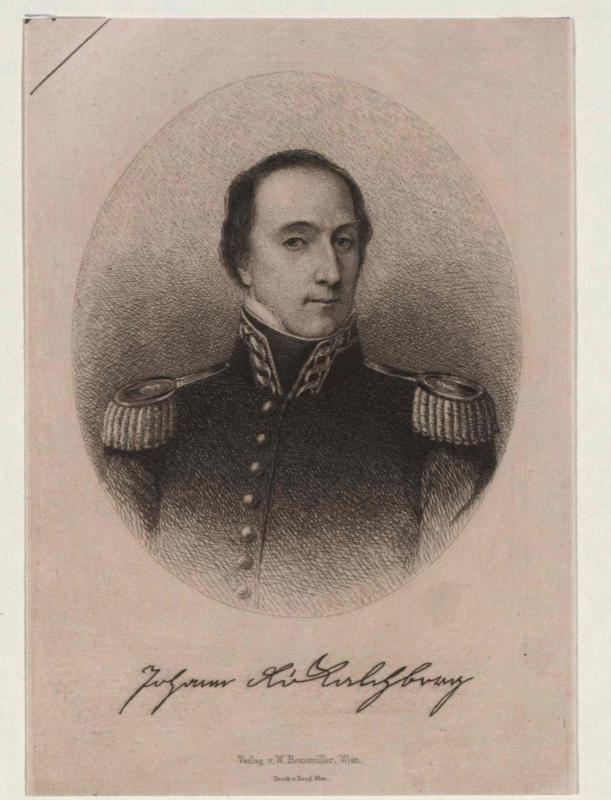 Johann Ritter von Kalchberg