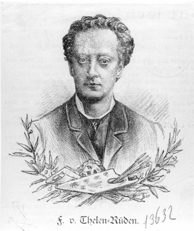 Friedrich von Thelen-Rüden