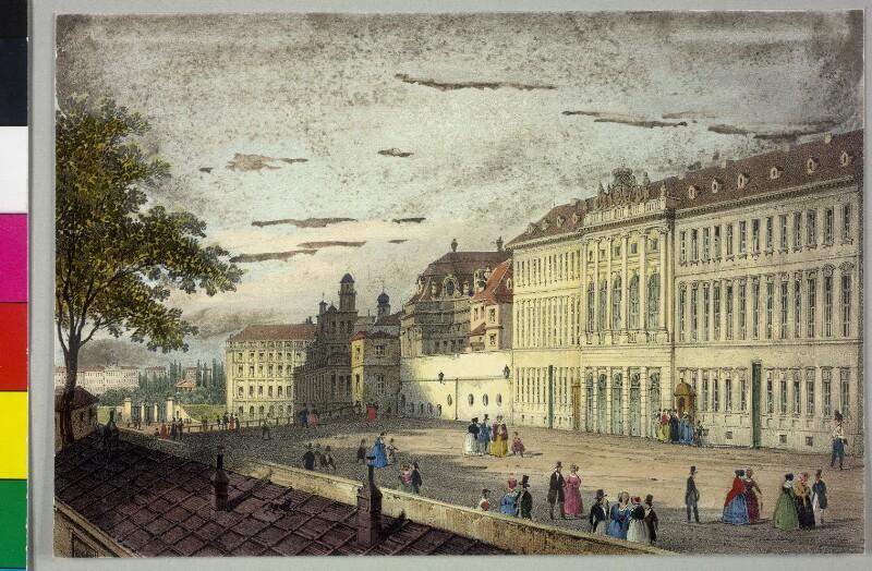 Wien 1, Augustinerbastei