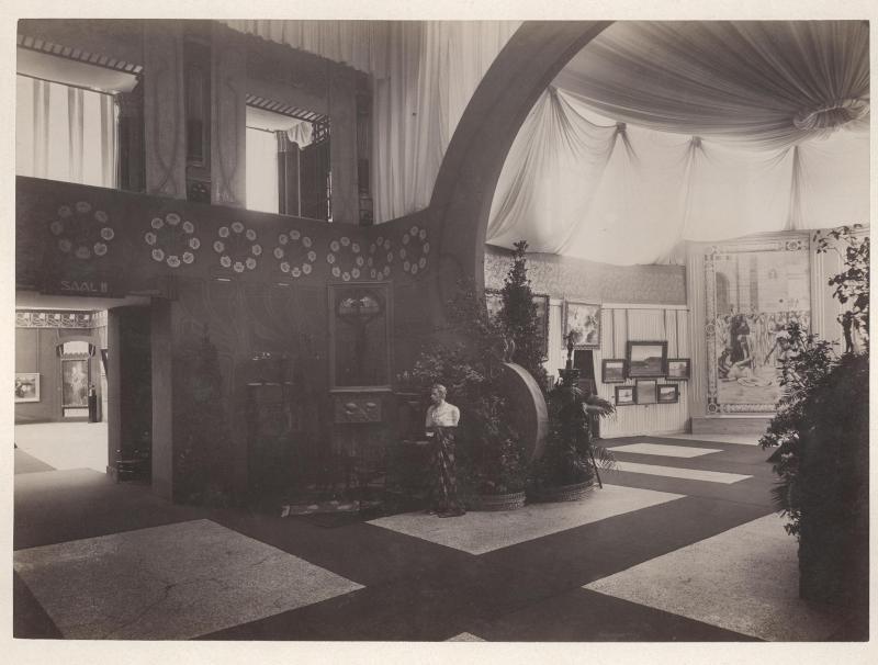1. Ausstellung der Wiener Secession