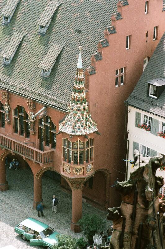 """Altes Kaufhaus"""