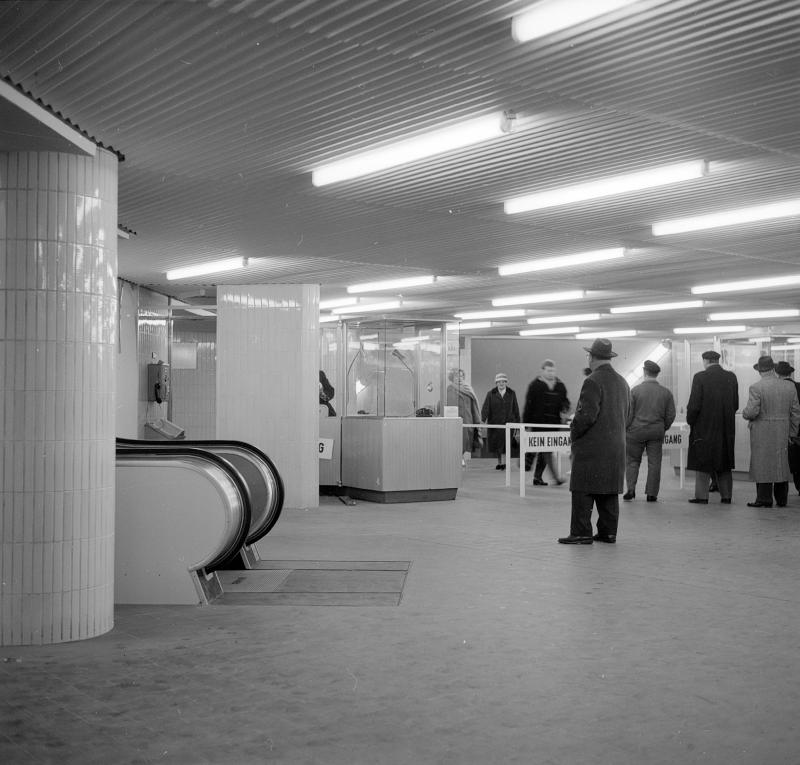 Schnellbahn, Station Südbahnhof