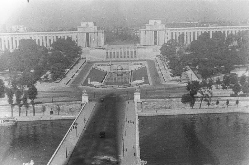 Das Palais de Chaillot