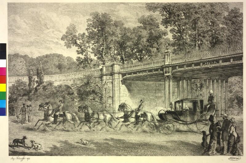Praterfahrt von Franz Karl, Erzherzog von Österreich