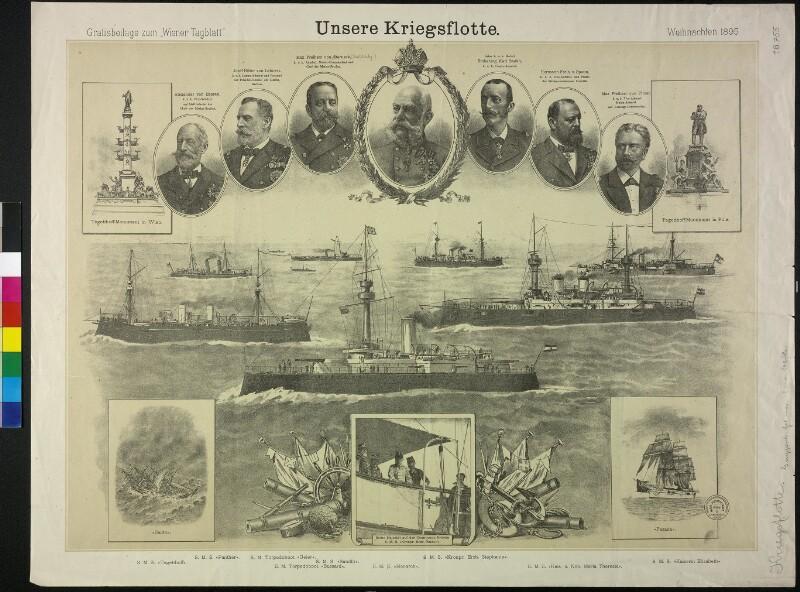 Unsere Kriegsflotte
