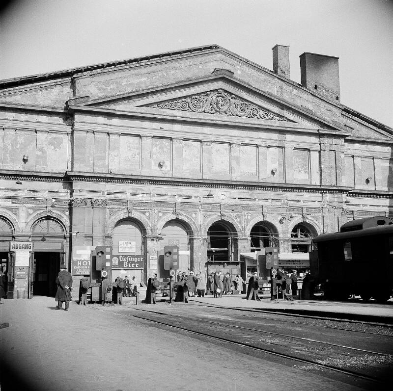 Wien 10, Südbahnhof