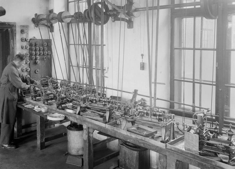 Erste Wiener Turmuhrenfabrik