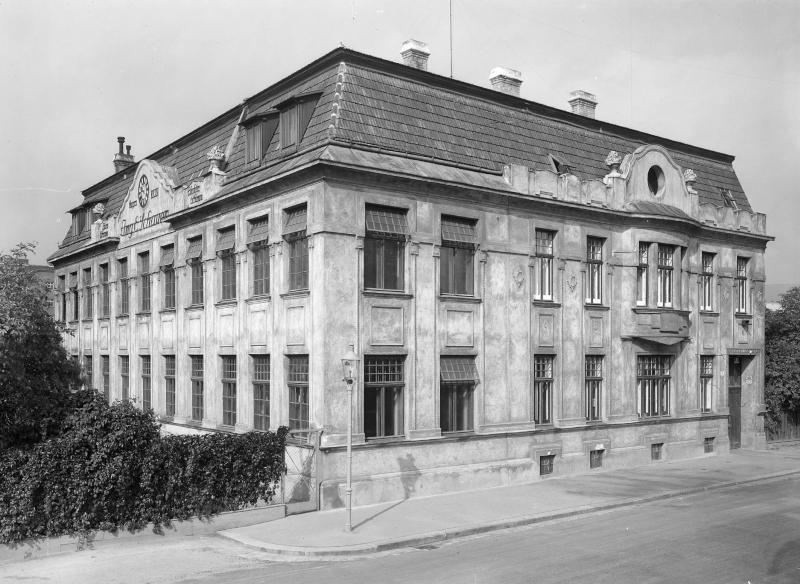 Wien 19, Flotowgasse