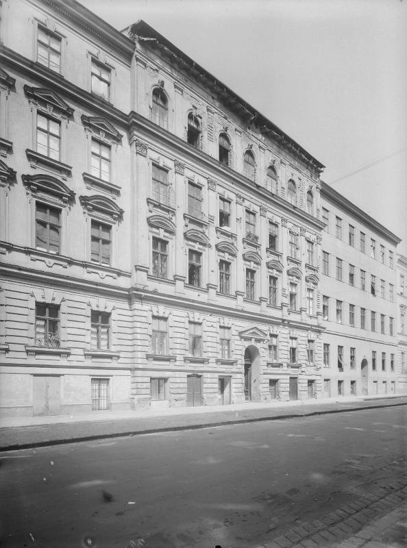 Wien 19, Pantzergasse 21