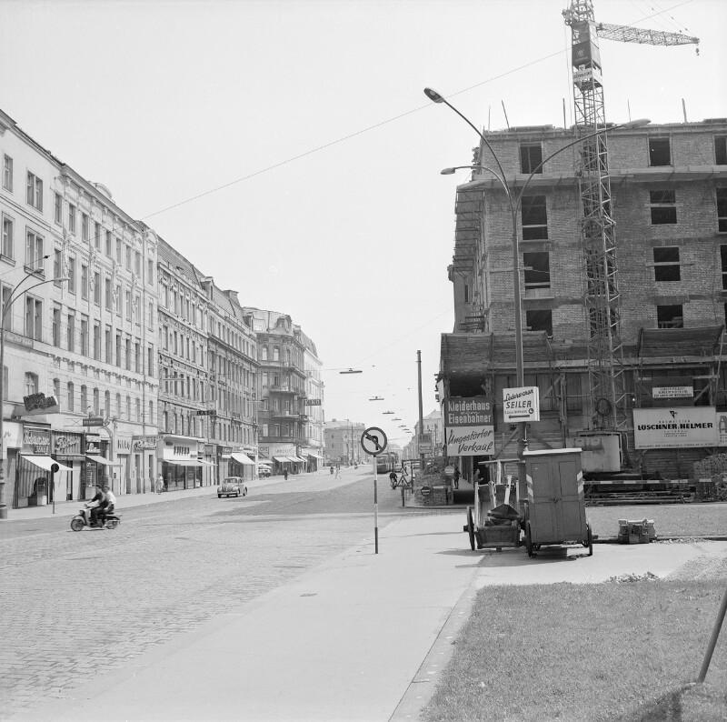 Wien 9, Alserbachstraße 33ff