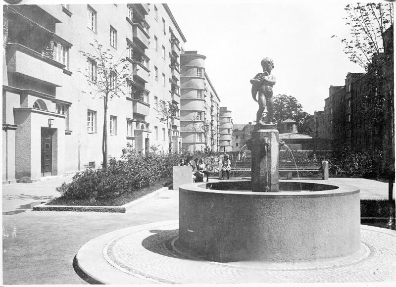 Wien 18, Lindenhof