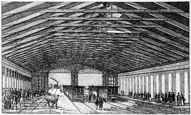 Wien 10, Gloggnitzer Bahnhof