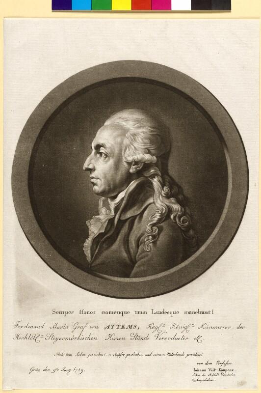 Attems, Ferdinand Maria Graf von