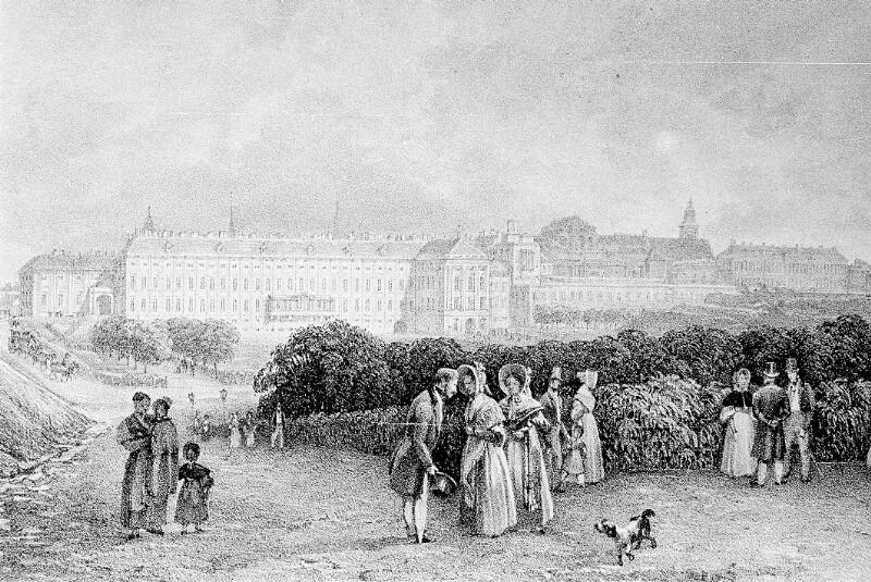 Wien 1, Burgbastei