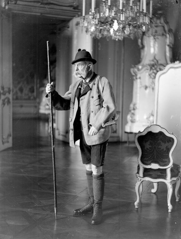 Franz Joseph I., Kaiser von Österreich [