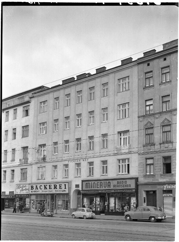 Wien 2, Lassallestraße 28
