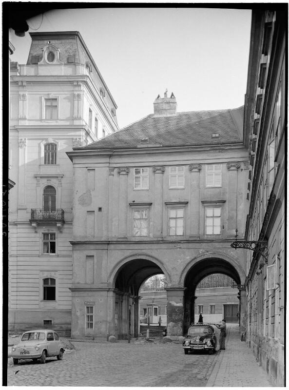 Wien 3, Traungasse