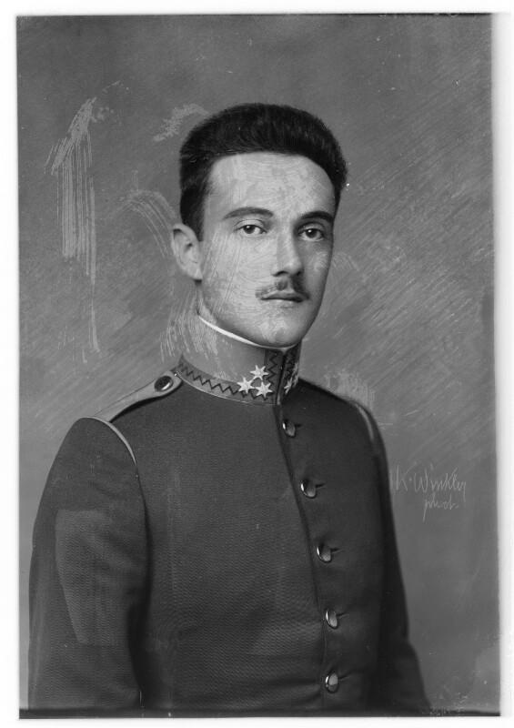 Ernst Freund in Uniform