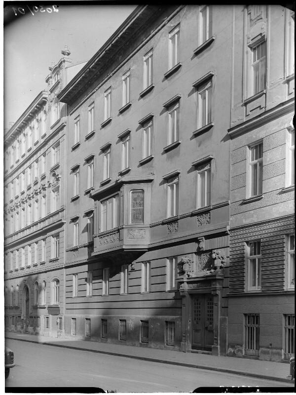Wien 9, Boltzmanngasse 9
