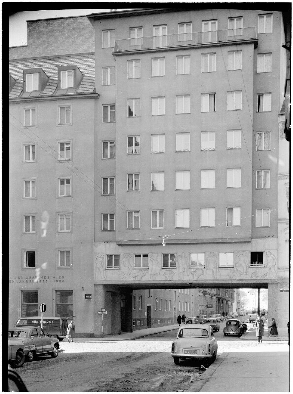 Wien 7, Schottenfeldgasse