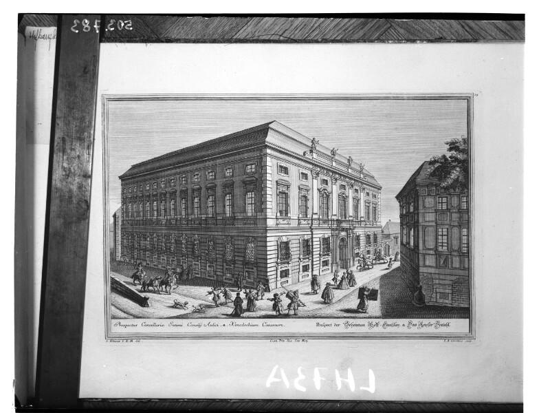 Wien 1, Geheime Hofkanzlei