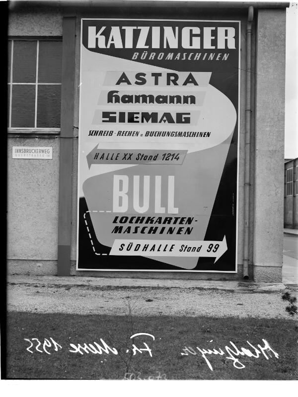 Wiener Frühjahrsmesse 1955